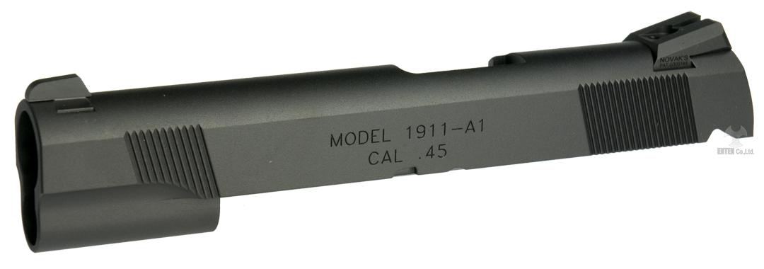 ENIGMA 東京マルイMEU対応 SFA L.A.Vickers カスタムスライド ブラック