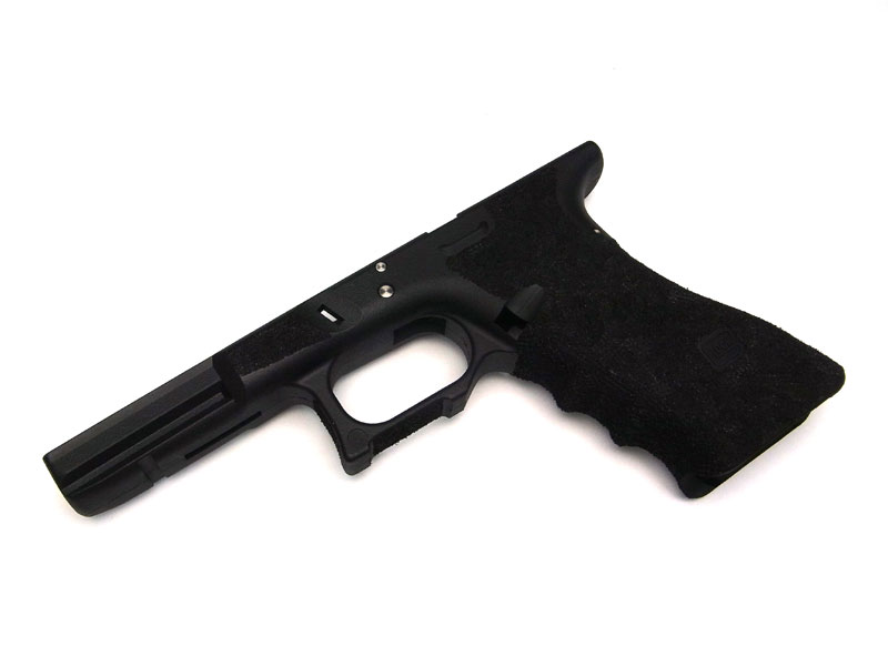 SIDEARMS Tokyo Marui Glock17, 18 C for salient arms style stepping frames black