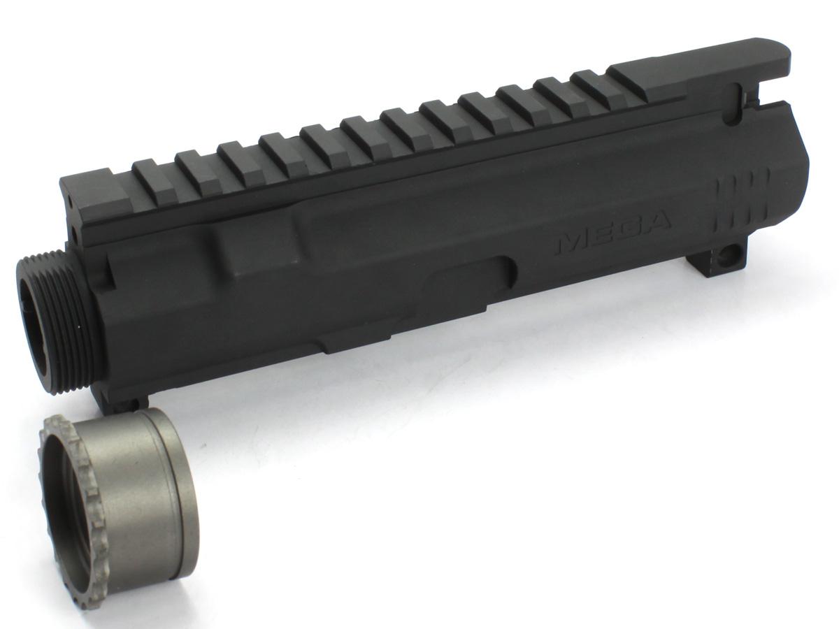 ドレスアップパーツ PTS 予約販売 KSC MEGA 定番の人気シリーズPOINT(ポイント)入荷 UPPER AR15対応 BILLET
