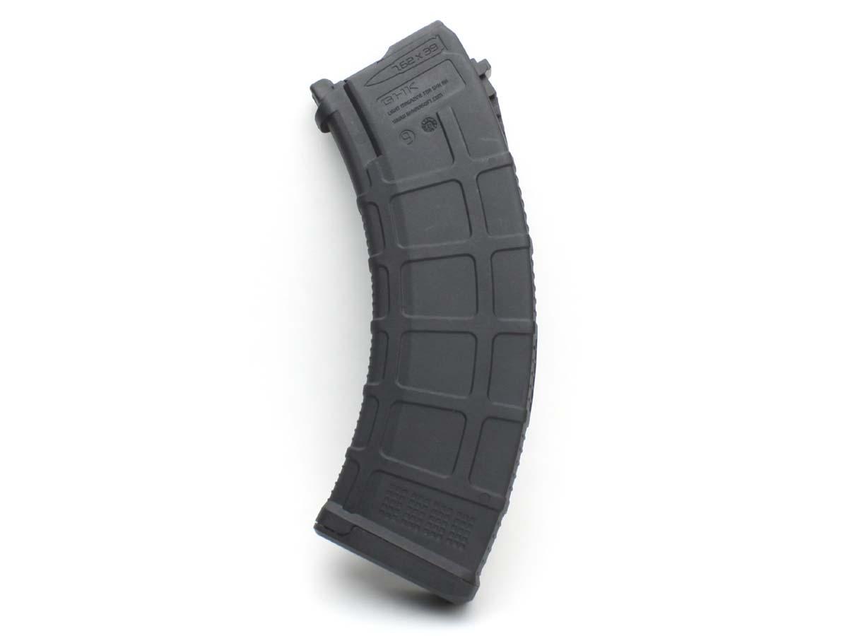 GHK AKシリーズ対応 Magpul P-MAG GEN M3タイプ 50連ガスマガジン