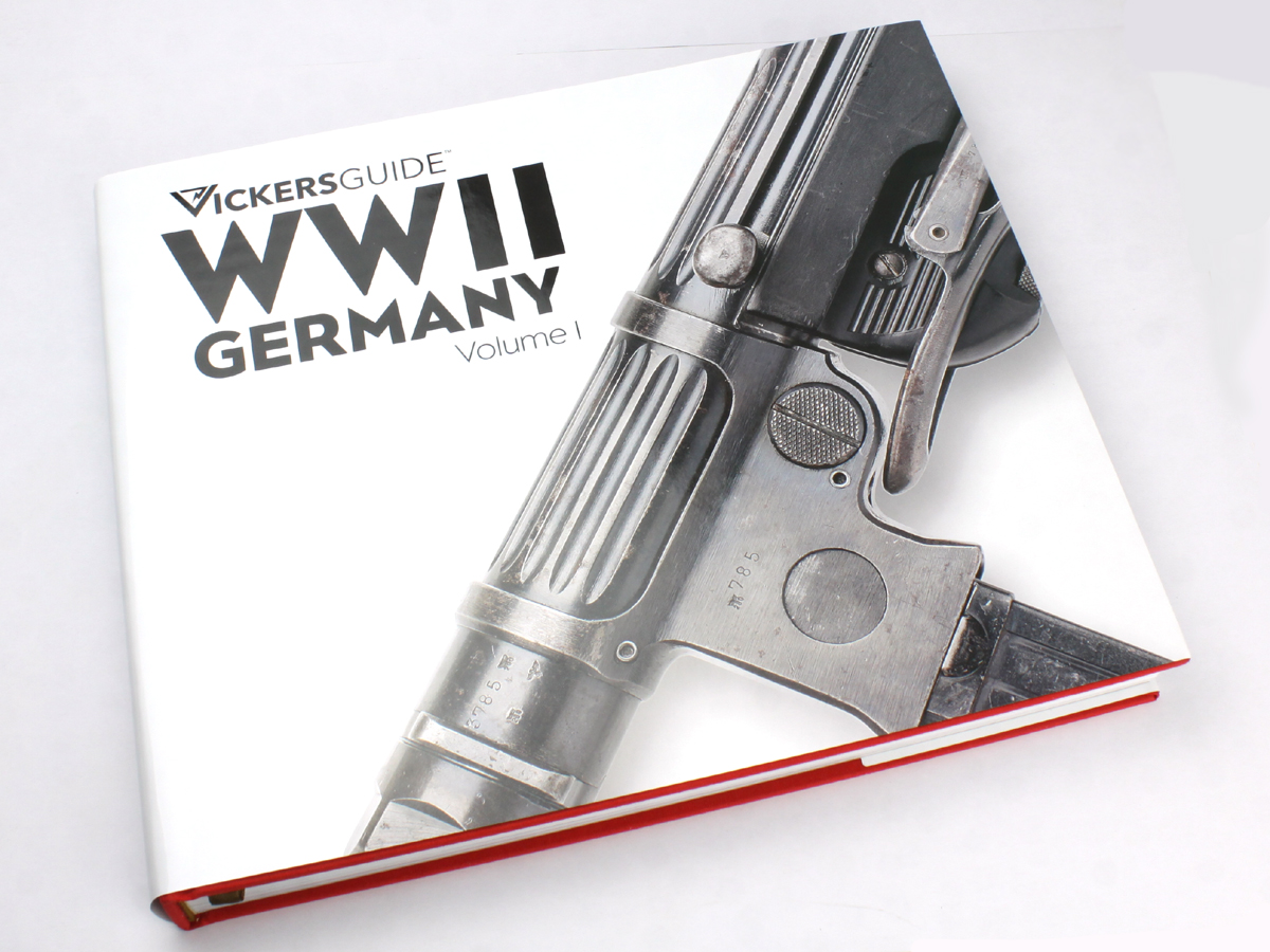VICKERS GUIDE WWII GERMANY Volume1 スタンダード版