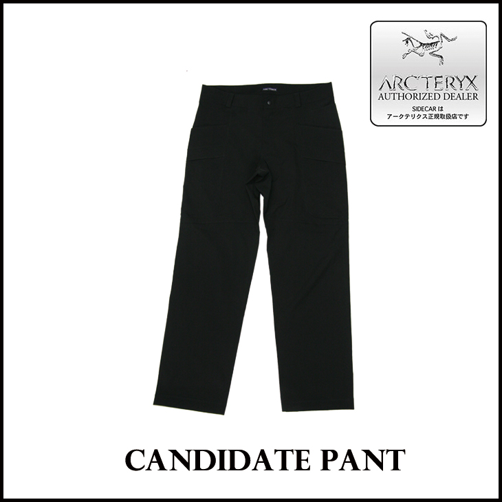 メンズ クリアランスsale!期間限定! メーカー公式 パンツ 長ズボン 旧モデル 特価 正規品 PANT CANDIDATE MEN'S 送料無料 ARC'TERYX アークテリクス