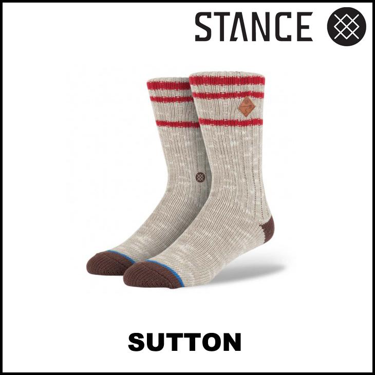 STANCE stance SUTTON socks SOX MEN'S mens