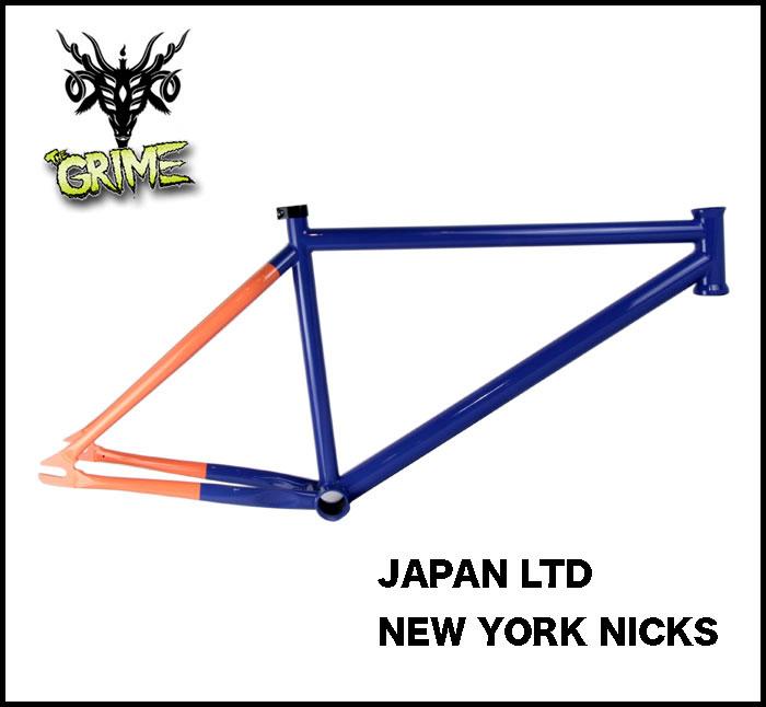 污垢污垢 G.O.A.T 框架日本有限公司 26 英寸: 纽约尼克斯
