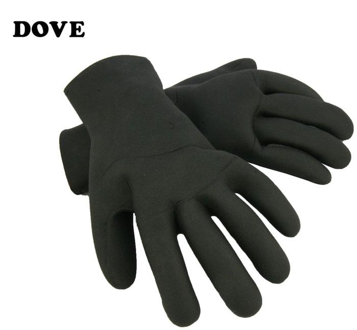 DOVE ダブ 当店限定販売 新作 サーフ グローブ SURF GLOVE サーフィン XSサイズ:BLACK 1mm 防寒 メッシュスキン