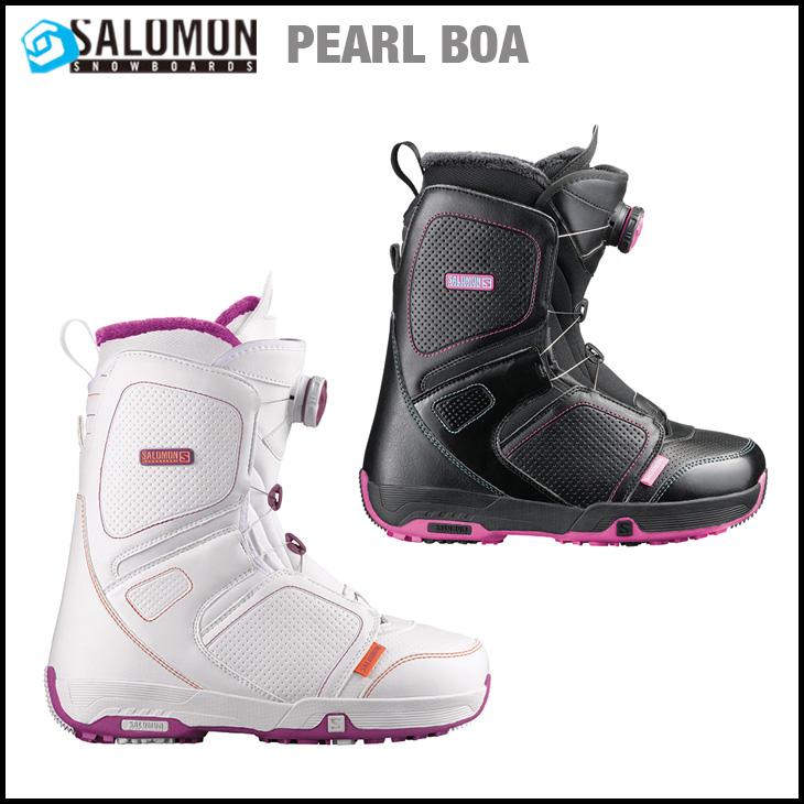 格安人気 SALOMON ブーツ SNOWBOARD BOOTS サロモン ブーツ : PEARL BOA : 各色 各色【正規品】【送料無料】【!】【セール品】【型落ち】, because:0fd6fadc --- projetoreservado.com