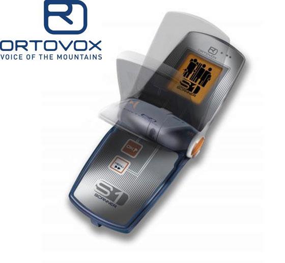 大好き ORTOVOX オルトボックス オルトボックス S1 エスワン アバランチ エスワン ビーコン【展示品処分 S1】, CREVASSE クルバス:8e2e6db3 --- konecti.dominiotemporario.com