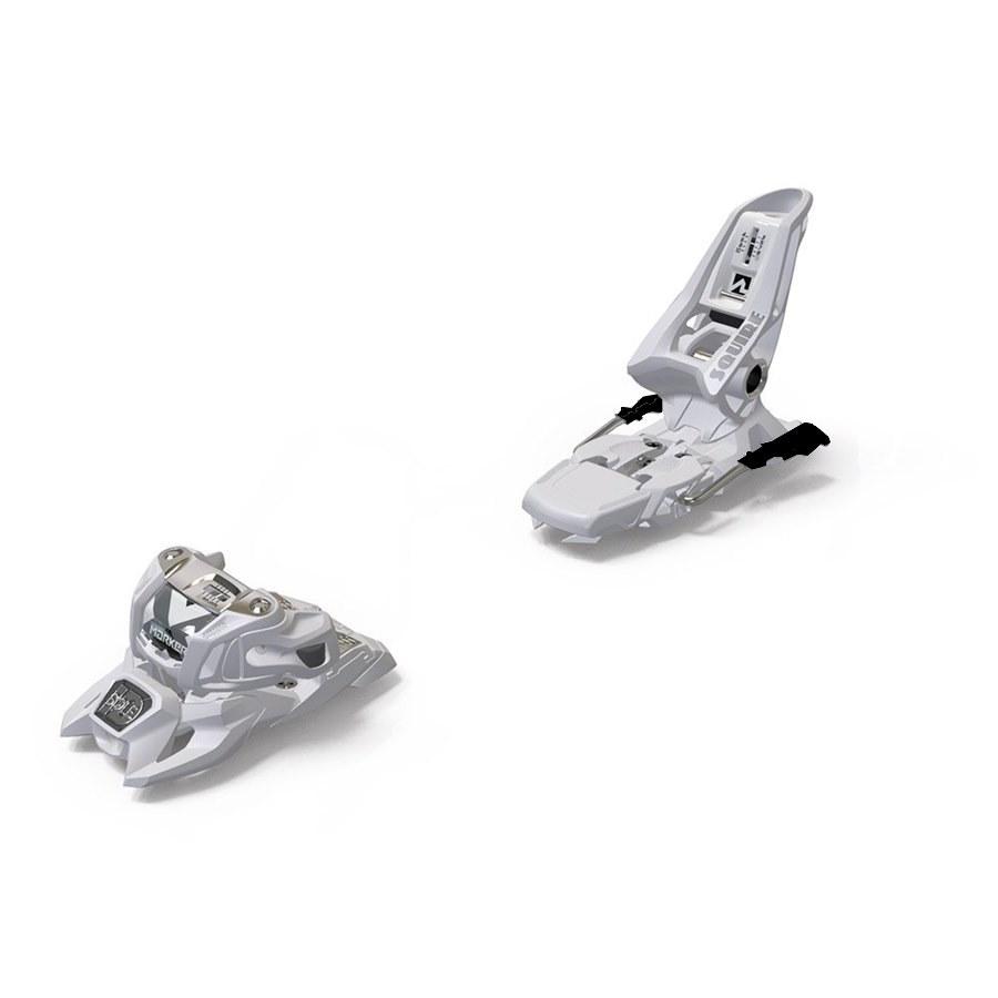 MARKER SQUIRE 11 ID WHITE 19/20 85mm120mm136mmブレーキ選択可 安心の国内正規品2年保障付2019/2020マーカー スクワイヤー スクワイアー ホワイトFREE SKI BINDING フリースキー バインディング 10~11月納期早期予約品