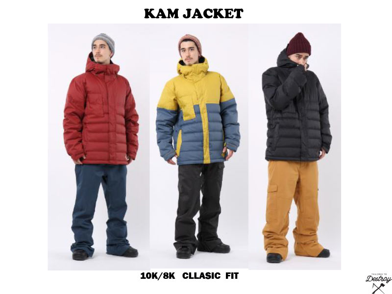 KAM JACKET by 2015 / 2016 BONFIRE Bon fija bonfire KAM jacket safe domestic genuine 15-16 model 10-delivery products to early booking!