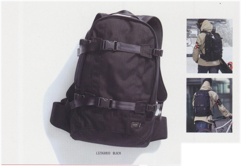 FELICITY Backpack PORTER X FELICITY X B-SIDE triple name Yoshida bag 12/13 BONFIRE-limited line B-SIDE ボンフィヤーフェリシティバックパック