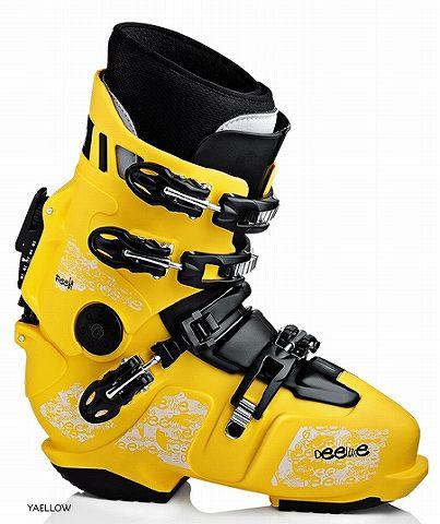 无FREE69 PF DEELUXE SNOWBOARD BOOTS 69 PF D力士国内正规的物品保证字条表现内部(热成型不要)