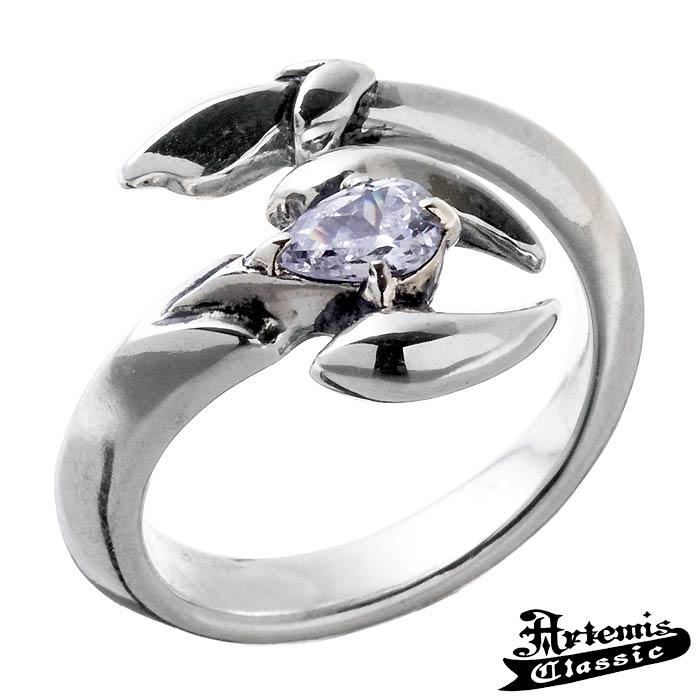 【アルテミスクラシック】Artemis Classic スモール スコーピオン シルバー ジュエリー リング 指輪