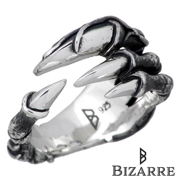 【ビザール】Bizarre リング 指輪 メンズ Archaeopteryx ルート シルバー ジュエリー レディース 14~20号 SRP094
