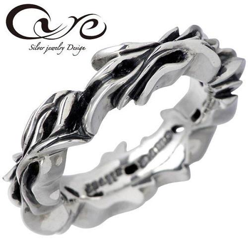 cure【キュア】リング 指輪 レディース シルバー サージ9~21号 925 スターリングシルバー CU-RI-035