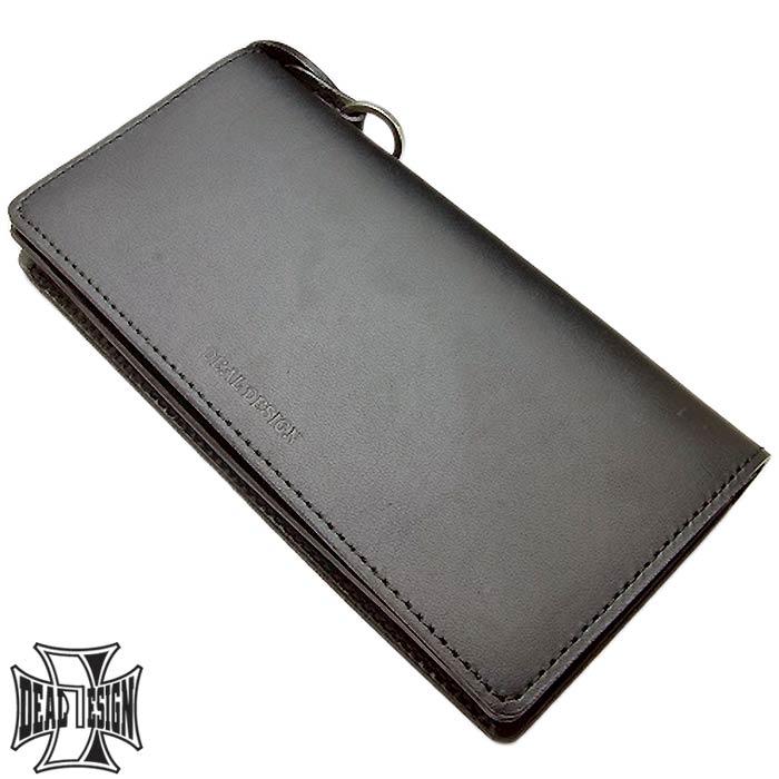 DEAL DESIGN【ディールデザイン】リングキーパー ロング ウォレット メンズ 長財布 サイフ 390268