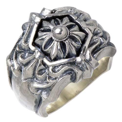 ディッキー&グランドマスター DICKY & GRANDMASTER リング 指輪 レディース アラベスク メンズ シルバー ジュエリー 925 スターリングシルバー DGRA01