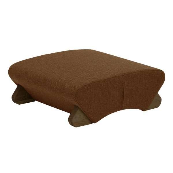 デザイン 座椅子 脚 ダーク 布 ブラウン Mona.Dee モナディー WAS F 新生活 引越し 家具 メーカーより直送します ds-1486276
