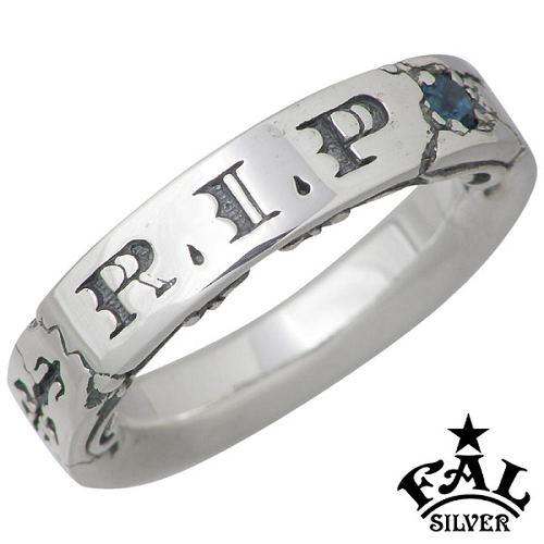 【エフエーエル】F.A.L FAL リング 指輪 レディース メンズ シルバー ジュエリー リップ 3~30号 ストーン925 スターリングシルバー FA-R-0088