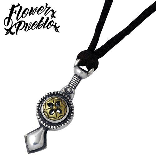 新しいスタイル フラワープエブロ Flower Pueblo ネックレス レディース シルバー ジュエリー カトマンドゥ 925 スターリングシルバーfp-54, ワイン蔵 まるほん 1a21a1a4