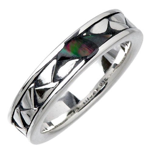【フリースタイル】FREE STYLE リング 指輪 レディース シルバー ジュエリー ブラックシェル 925 スターリングシルバー FSR-822BSH