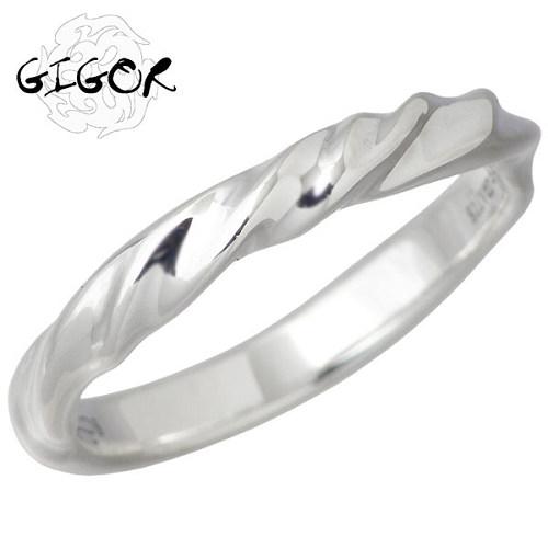 【ジゴロウ】GIGOR リング 指輪 レディース シルバー ジュエリー Sロシック 925 スターリングシルバー NO-258