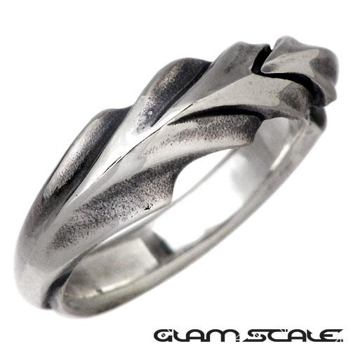 GLAM SCALE【グラムスケイル】リング 指輪 レディース メンズ シルバー S925 スターリングシルバー GS-ER-004