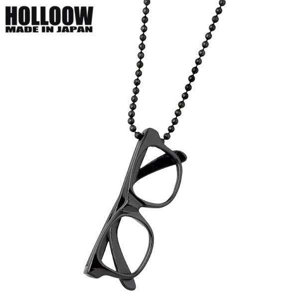 【ホロウ】HOLLOOW ネックレス メンズ シルバー ジュエリー メガネ 925 スターリングシルバー KHP-39