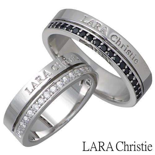 送料無料 直営店 LARA Christie ララクリスティー シルバー ペアー リング ジュエリー お気に入 925 スターリングシルバー 指輪 LA-R3867-P トラディショナル