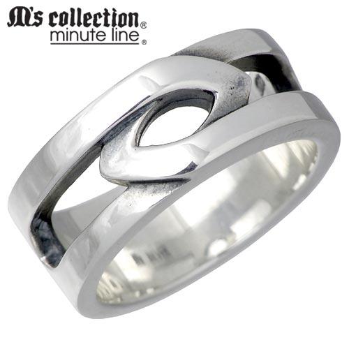 【エムズコレクション】M's collection リング 指輪 レディース シルバー ジュエリー 7~13号925 スターリングシルバー MC-201