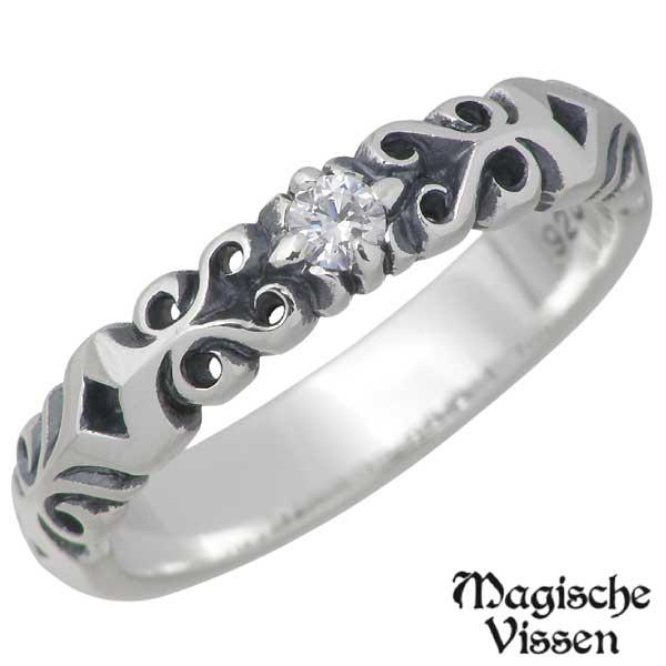 マジェスフィッセン Magische Vissen リング 指輪 メンズ シルバー ジュエリー ストーン 925 スターリングシルバー OZR-019