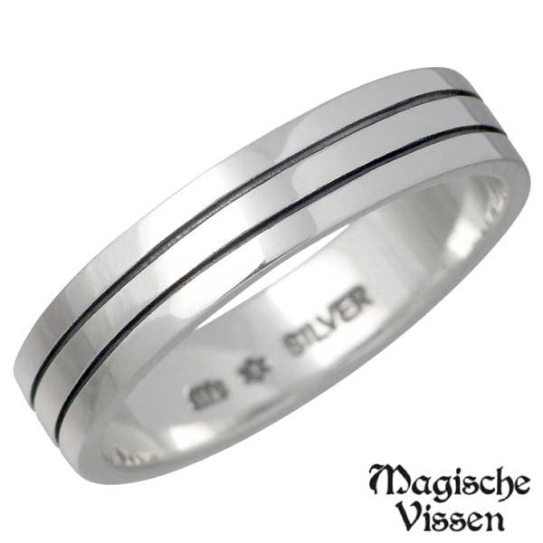 【マジェスフィッセン】Magische Vissen リング 指輪 メンズ シルバー ジュエリー 925 スターリングシルバー OZR-025