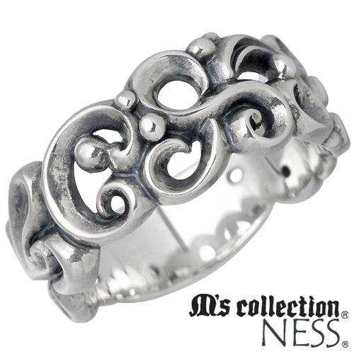 【エムズコレクション】M's collection リング 指輪 レディース シルバー ジュエリー 9~15号925 スターリングシルバー MC-722