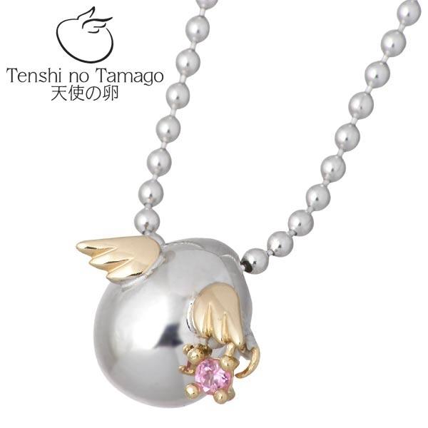 天使の卵 Tenshi no Tamago ネックレス レディース シルバー ジュエリー バースデー ロジウム加工 誕生石 950 ブリタニアシルバー tenshi-114RM