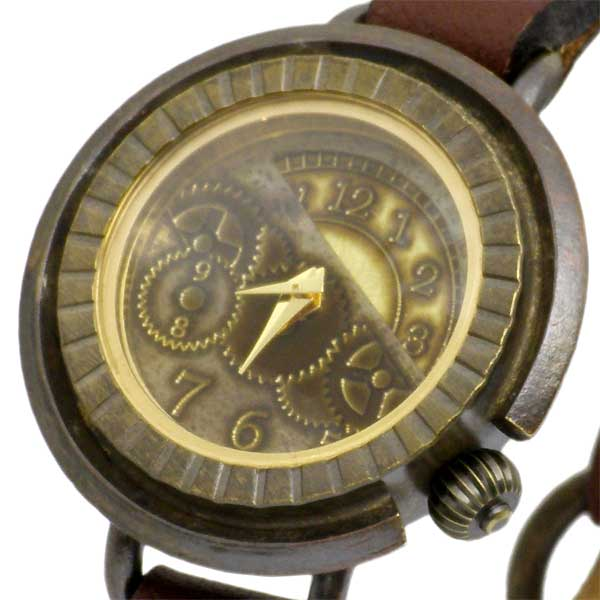 vie【ヴィー】腕時計 ウォッチ レディース ハンドメイド handmade watch 手作り WB-008S