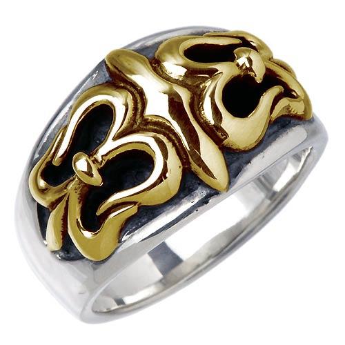 【ウルフマンB.R.S】WOLFMAN B.R.S リング 指輪 メンズ シルバー ジュエリー ソルジャーG 925 スターリングシルバー WO-R-008G