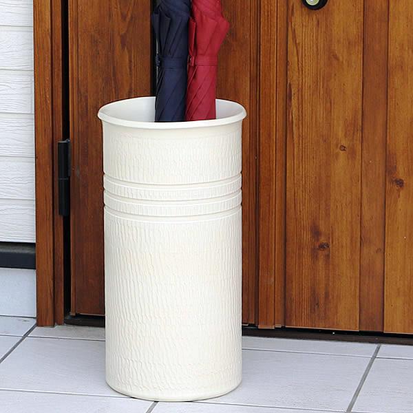 信楽焼 和風 おしゃれ 傘立て 陶器 かさたて 傘入れ アンブレラスタンド 壷 しがらき カサタテ 玄関 インテリア 玄関 インテリア 傘立て陶器  傘立 kt-0219