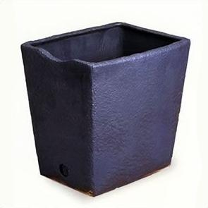 信楽焼 和風 おしゃれ 陶器掛け湯つぼ。陶器浴槽と一緒にお使い頂ける大ツボ。ご希望のサイズの壷をオーバーメイド 浴槽用陶器のかけ湯つぼ かめ 瓶 風呂 陶器風呂 ky-0005
