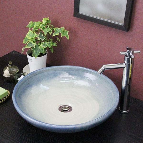 Shin Shigaraki Ware Wash Basin Bowl! Tired Of Not Wash Basin Bowl!