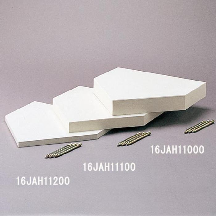 ミズノ スズキベース/ホームベース(1枚/4cm)<公式規格品> Mizuno 16JAH11100
