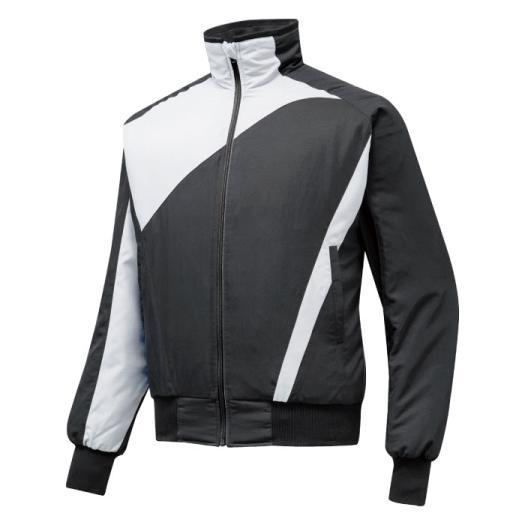 ミズノ グラウンドコート(2014世界モデル) メンズ ブラック×ホワイト Mizuno 12JE5G11 09