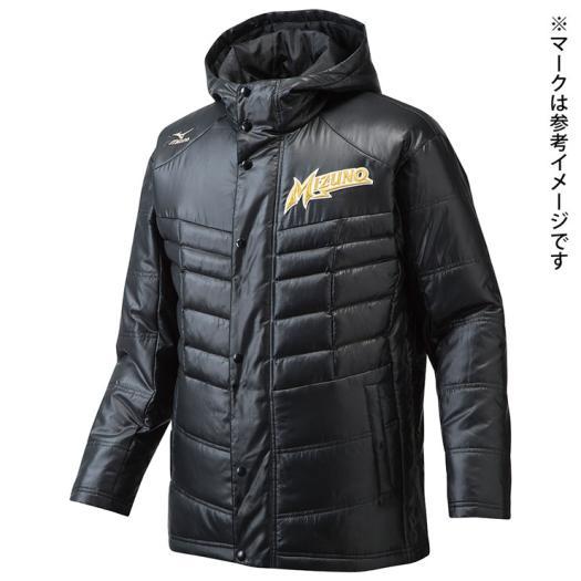 ミズノ グローバルエリート テックフィルハーフコート メンズ ブラック Mizuno 12JE6G12 09