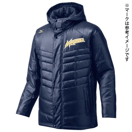 ミズノ グローバルエリート テックフィルハーフコート メンズ ネイビー Mizuno 12JE6G12 14
