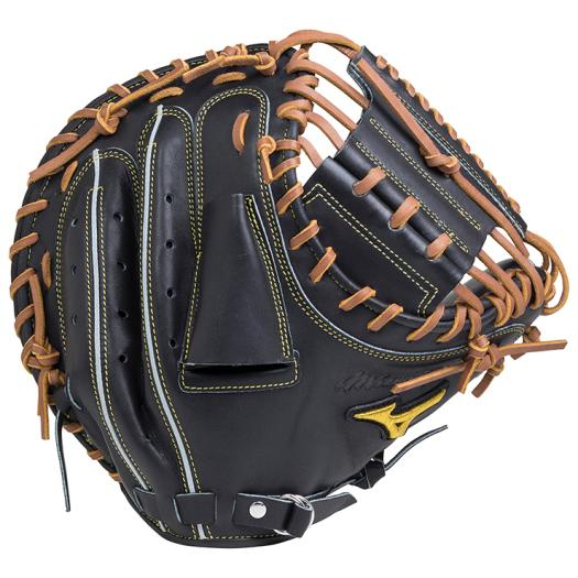 ミズノ 硬式用ミズノプロ スピードドライブテクノロジー捕手用/C-5型(ライナーバック) ブラック Mizuno 1AJCH18200 09 野球 グローブ 硬式