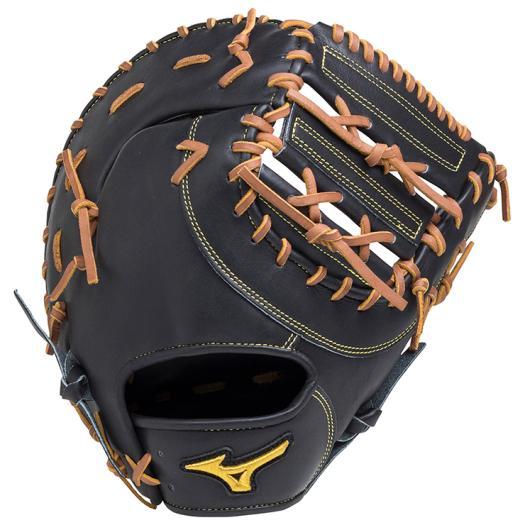 ミズノ 硬式用ミズノプロ スピードドライブテクノロジー一塁手用/新井型 ブラック Mizuno 1AJFH18200 09