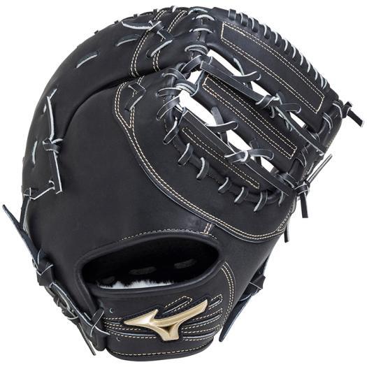 ミズノ 硬式用グローバルエリート Hselection02一塁手用/TK型 ブラック Mizuno 1AJFH18300 09 野球 グローブ 硬式