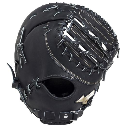 ミズノ 硬式用グローバルエリート Hselection02一塁手用/コネクトバック型 ブラック Mizuno 1AJFH18310 09 野球 グローブ 硬式