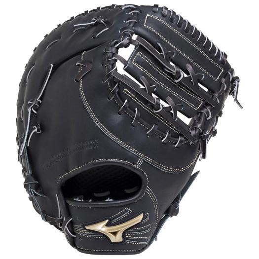 ミズノ 軟式用グローバルエリート Hselection02一塁手用/TK型 ブラック Mizuno 1AJFR18300 09 野球 グローブ 軟式