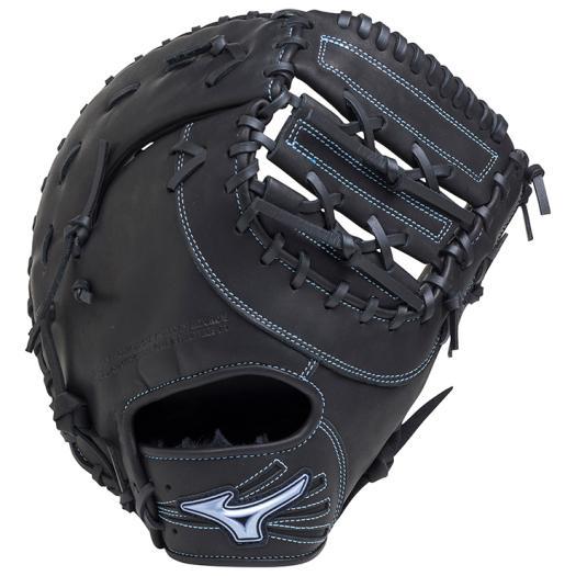 【在庫処分】ミズノ 軟式用ダイアモンドアビリティクロス一塁手用/阿部型 ブラック Mizuno 1AJFR18600 09 野球 グローブ 軟式