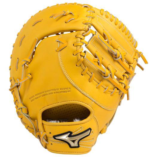 ミズノ ゴールデンエイジ軟式用グローバルエリート Hselection02一塁手用/TK型 ナチュラル Mizuno 1AJFY18000 47 野球 グローブ 軟式