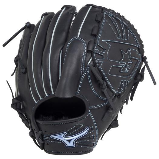 ミズノ 軟式用ダイアモンドアビリティクロス菅野型/サイズ11 ブラック Mizuno 1AJGR18601 09 野球 グローブ 軟式